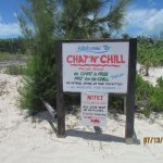"Chat ""N"" Chill is the #1 Place to visit and eat at in Exuma, Bahamas"