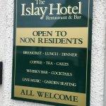 The Islay Hotel Foto
