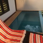 Our own plunge pools