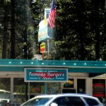 Sno-Flake Drive In, South Lake Tahoe, CA
