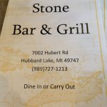 The Stone Bar & Grill