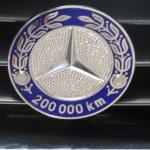 LOGO 200,000 KMS.