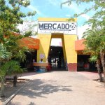 Entrada al Mercado 28, Cancun