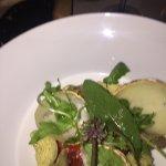 Coquette et truffe blanche