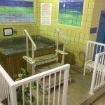 Prince Arthur Hotel - Hot Tub