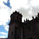 Cielo de Cusco en la catedral