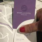 Foto de Mamilla Hotel