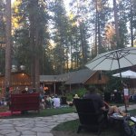 I had such s lovely stay at Evergreen Lodge. It's so peaceful and relaxing there. I highly recom