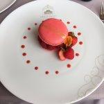 Macaron fraise (dessert)