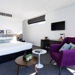 Alpha Mosaic Hotel Brisbane Foto