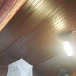 Номер стандарт. Соломенная крыша-которая протекает.