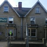 The Pines Hotel Front