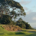 Great Golf Course set in a luxurious background