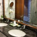 Dual basins