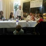 We had our wedding party at Mia Cucina it was a great night beautiful food great service and tha