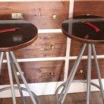 Button bar stools