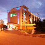 Foto de Holiday Inn Express Boston