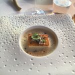 Superbe et délicieuse randonnée gastronomique avec le menu d'Emmanuel Renaut ! 😍😍😍