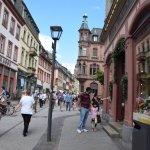 Heidelberg Market place