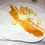 Apple Dessert (Parfait ~ crumble ~ dulche de leche ~ jelly)