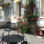 Terrasse au Lausanne Guesthouse