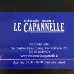 Le Capannelle
