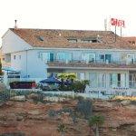 el htel y restaurante la riviera