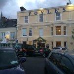 Foyles Hotel Photo