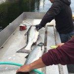 AG-Fish Enterprises Salmon Fishing Charters Foto
