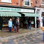 Cornish Bakery by Geoff W Sutton 2016