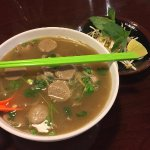 Pho - an excellent choice.