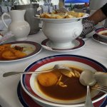 Golly! I was here 40 odd years ago and remember the bouillabaisse as being the best....