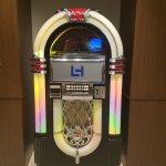 Authentic Juke Box in Lobby / Elevator Area