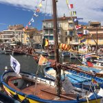 Le port de Sanary sur mer