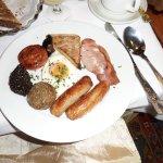 Full Irish breakfast!