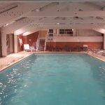 la piscine intérieur