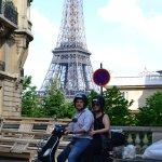 Photo de Paris by Scooter
