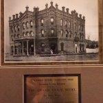 Historic photo and award