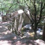 Le pont de Zaglia, terme de la balade
