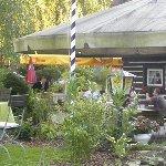 Der Gastgarten