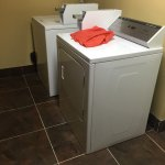 One Laundry room for both the Sanibel and Captiva towers. Yep, one washer and one dryer. Quite r