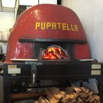 The Pupatella Oven