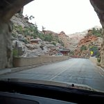 Zion-Mt. Carmel Tunnel Foto