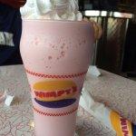 Strawberry Banana (custom combo) Milkshake