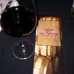 wine & tapas menu