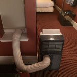 In-room noisemaker (AC unit)