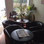Entrée salle à manger, espace détente