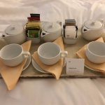 Complimentary in-room tea/coffee (one per person per day)