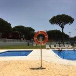 Zona piscina y jacuzzi... Relax total, ambiente tranquilo y agradable.