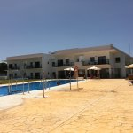 Zona piscina y jacuzzi... Relax total, ambiente tranquilo y agradable.